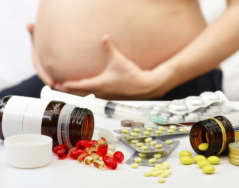 Medicin under graviditet skal overvejes nøje