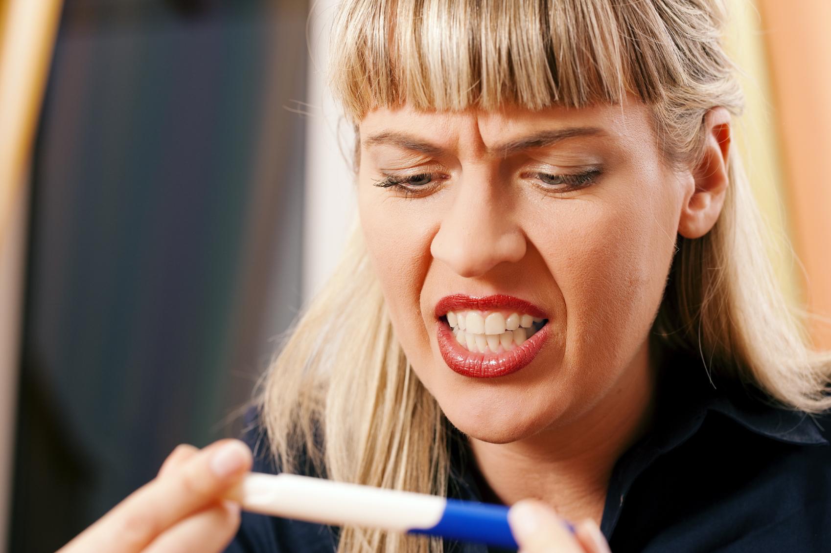 Kan man forlange at lægen tager en blodprøve der kan vise en graviditet?