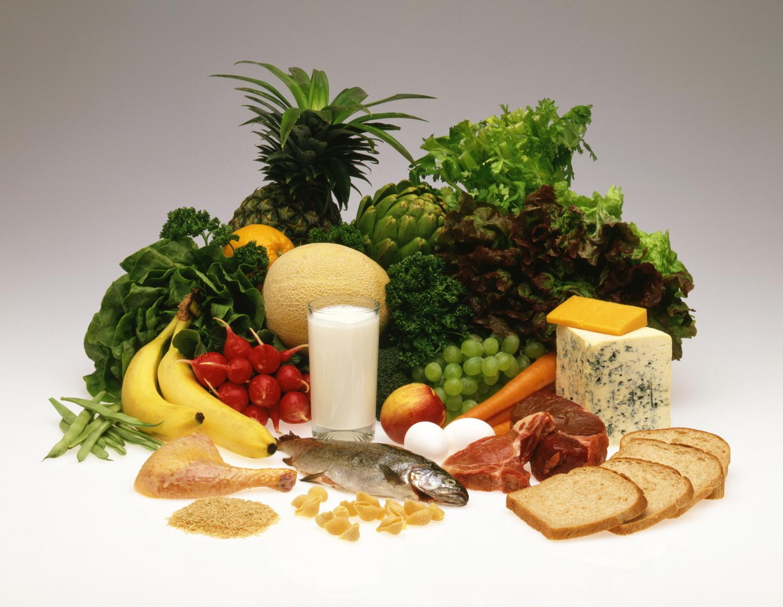 Hvilken mad du spiser i en graviditet har en stor betydning