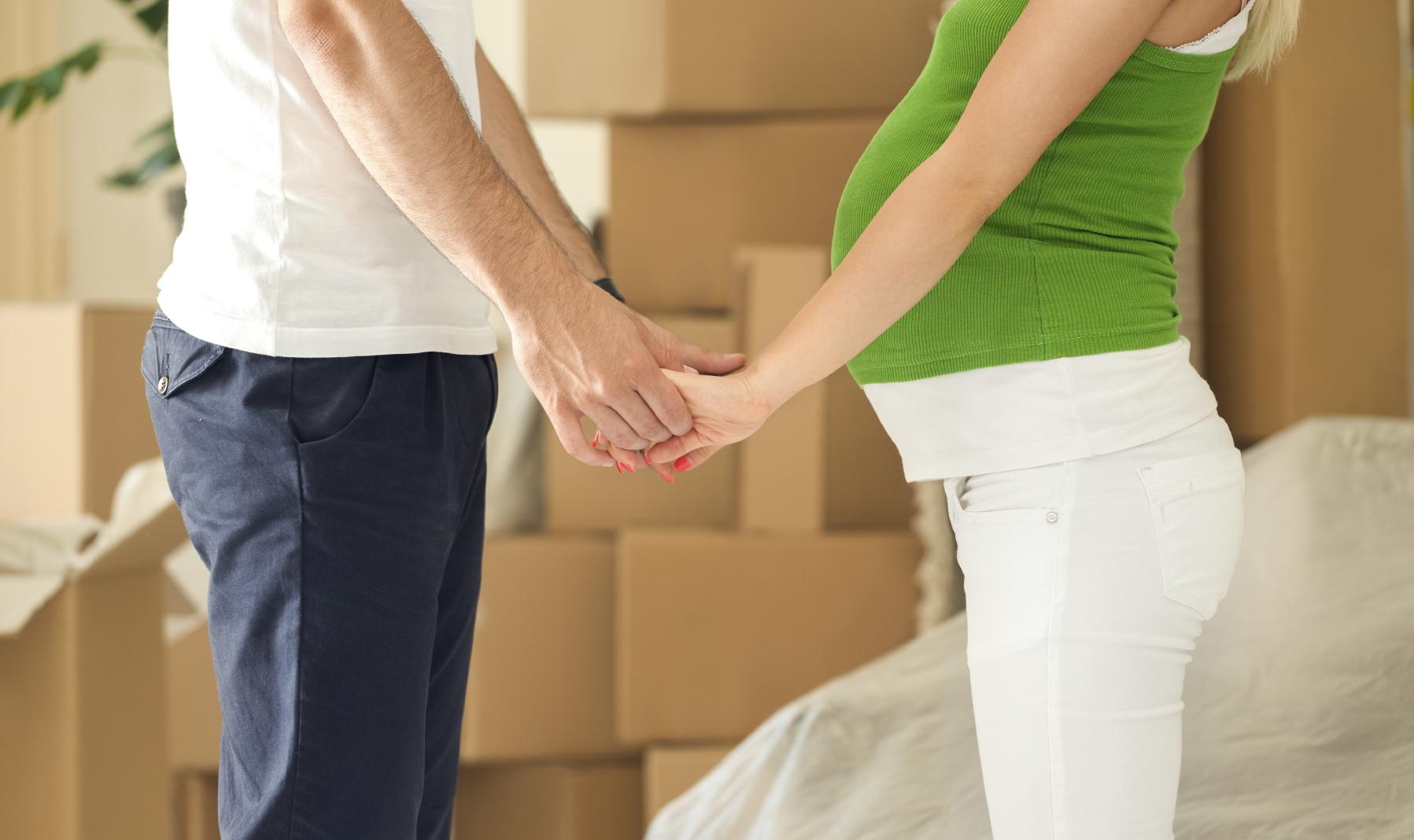 svært ved at komme kan man være gravid og have menstruation