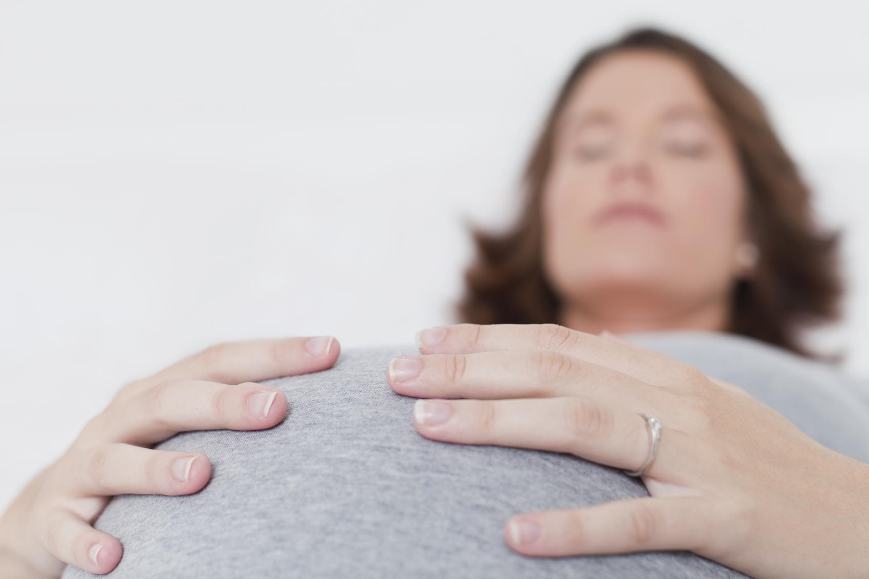 3. trimester - Trætheden er vendt tilbage