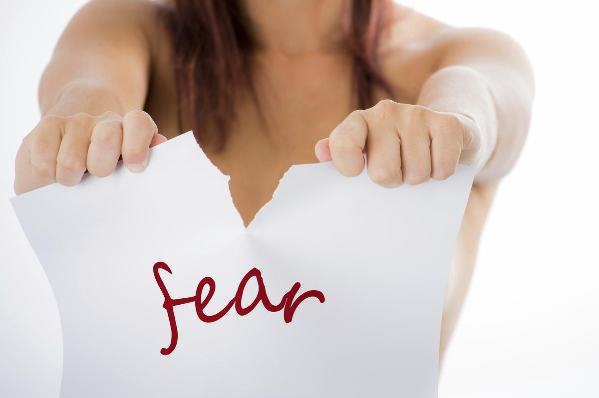 At være nervøs eller frygte at skulle føde er helt normalt