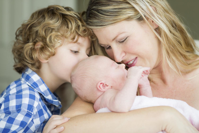 3 suveræne fødsler på hver deres måde