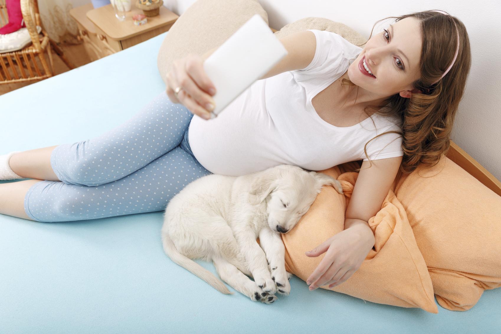 Forebyg bristninger og smerter efter fødslen
