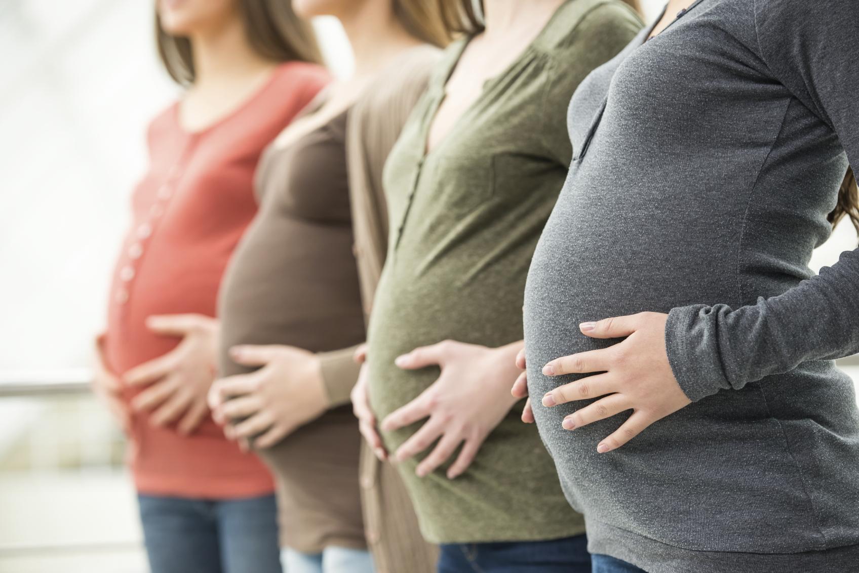 føelse hvor lang tid er man gravid