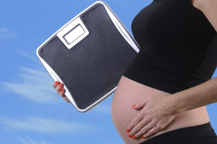 Hvor meget er det normalt at tage på de første 3 måneder af graviditeten?