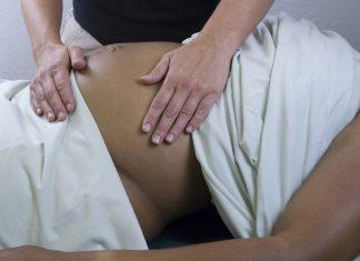Hvor tæt på termin må jeg blive ved med at få fysiologisk massage?