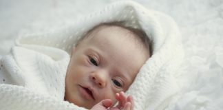 Baby efter fødslen