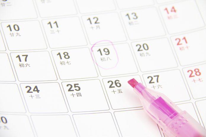 menstruation og graviditet