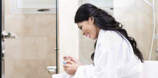 Kan sæd få en graviditetstest til at vise positiv?