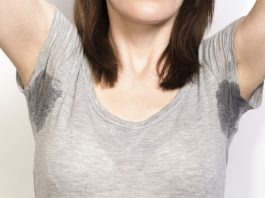 "kan skade mit foster at bruge den svedhæmmende deo ""Aluminiumklorid sprit 25%""?"