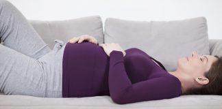 Gravid i uge 27 - Må man ligge på ryggen når man er gravid?