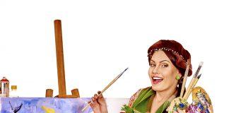 Må man male med plastikmaling, når man er gravid?