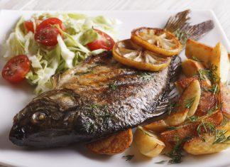 Er det sikkert at spise fisk som havtaske og rødfisk når man er gravid?